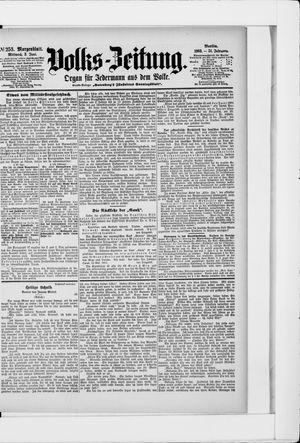 Volks-Zeitung on Jun 3, 1903