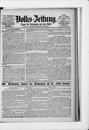 Volks-Zeitung vom 23.06.1903