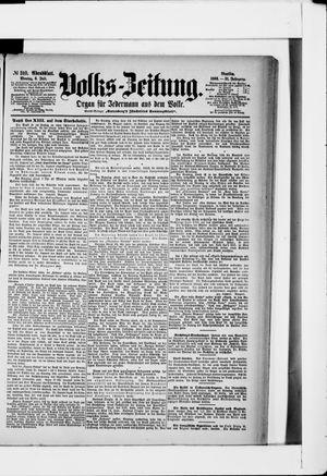 Volks-Zeitung on Jul 6, 1903