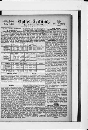 Volks-Zeitung vom 10.07.1903