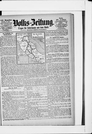 Volks-Zeitung vom 14.07.1903