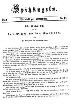 Spitzkugeln vom 20.12.1850