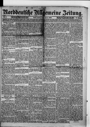 Norddeutsche allgemeine Zeitung vom 03.01.1879