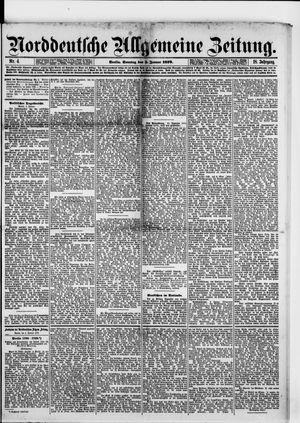 Norddeutsche allgemeine Zeitung on Jan 5, 1879