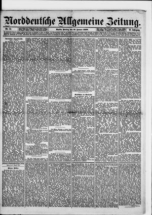Norddeutsche allgemeine Zeitung vom 17.01.1879