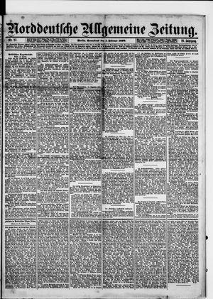 Norddeutsche allgemeine Zeitung vom 01.02.1879