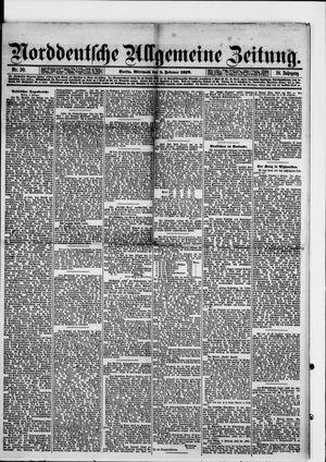 Norddeutsche allgemeine Zeitung vom 05.02.1879