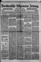 Norddeutsche allgemeine Zeitung (18.03.1879)