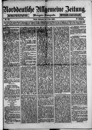 Norddeutsche allgemeine Zeitung vom 07.05.1879