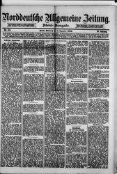 Norddeutsche allgemeine Zeitung (20.01.1880)