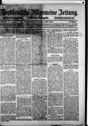 Norddeutsche allgemeine Zeitung vom 28.01.1882