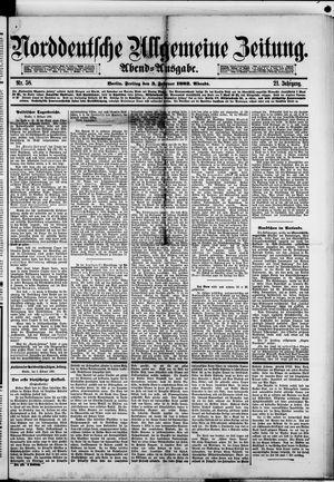Norddeutsche allgemeine Zeitung vom 03.02.1882