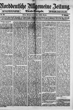 Norddeutsche allgemeine Zeitung vom 05.04.1882