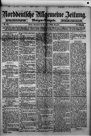 Norddeutsche allgemeine Zeitung vom 15.04.1882