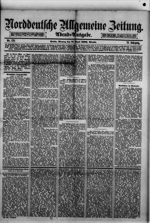 Norddeutsche allgemeine Zeitung vom 17.04.1882
