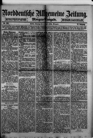 Norddeutsche allgemeine Zeitung vom 04.06.1882