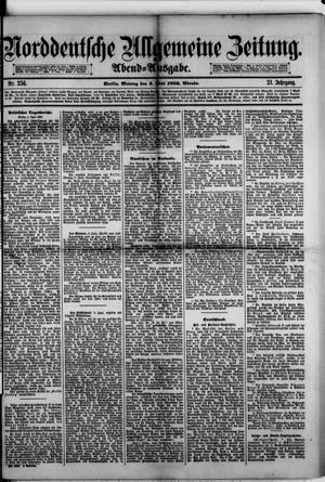 Norddeutsche allgemeine Zeitung vom 05.06.1882