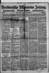 Norddeutsche allgemeine Zeitung (23.06.1882)
