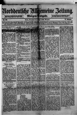 Norddeutsche allgemeine Zeitung vom 01.07.1882