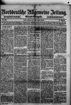 Norddeutsche allgemeine Zeitung vom 03.07.1882