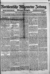 Norddeutsche allgemeine Zeitung (22.08.1882)