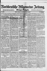 Norddeutsche allgemeine Zeitung (18.03.1883)