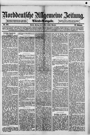 Norddeutsche allgemeine Zeitung vom 04.05.1883