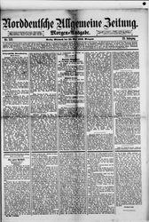 Norddeutsche allgemeine Zeitung (23.05.1883)