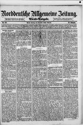 Norddeutsche allgemeine Zeitung (25.05.1883)