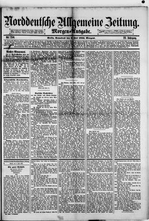 Norddeutsche allgemeine Zeitung vom 02.06.1883