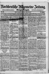 Norddeutsche allgemeine Zeitung (23.06.1883)