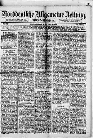 Norddeutsche allgemeine Zeitung vom 06.07.1883