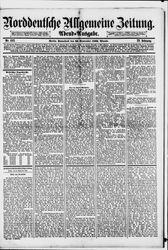 Norddeutsche allgemeine Zeitung (22.09.1883)