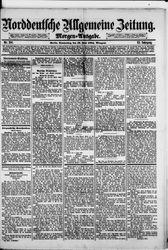 Norddeutsche allgemeine Zeitung (19.06.1884)
