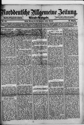 Norddeutsche allgemeine Zeitung (22.09.1884)