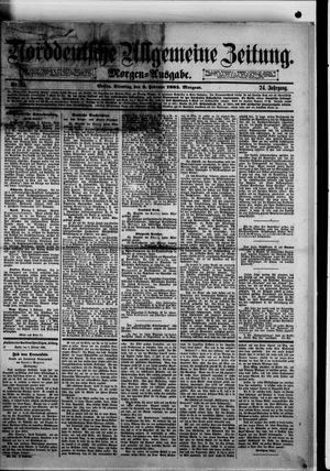 Norddeutsche allgemeine Zeitung vom 03.02.1885
