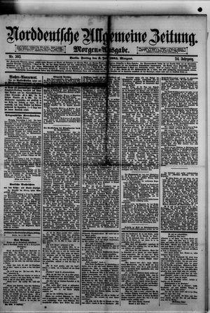 Norddeutsche allgemeine Zeitung vom 03.07.1885