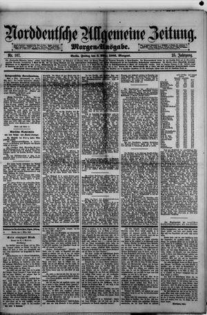 Norddeutsche allgemeine Zeitung vom 05.03.1886
