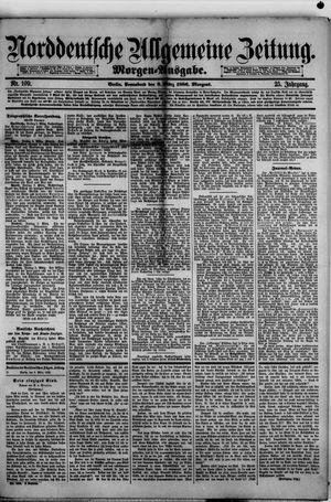 Norddeutsche allgemeine Zeitung on Mar 6, 1886
