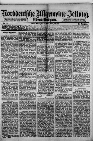 Norddeutsche allgemeine Zeitung vom 15.03.1886