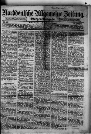 Norddeutsche allgemeine Zeitung vom 03.04.1886