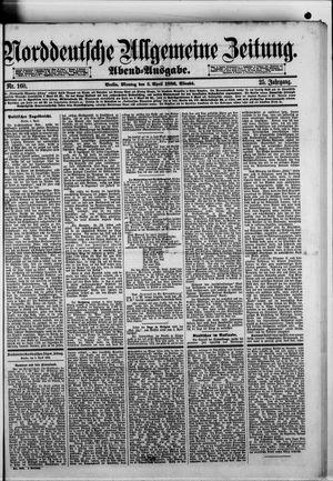 Norddeutsche allgemeine Zeitung vom 05.04.1886