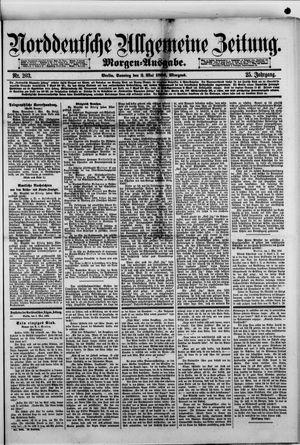 Norddeutsche allgemeine Zeitung vom 02.05.1886