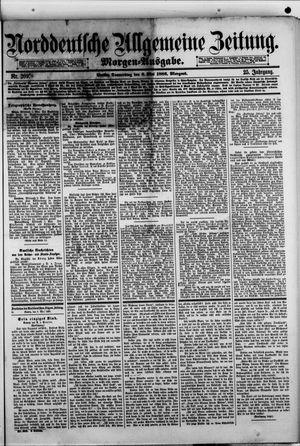 Norddeutsche allgemeine Zeitung vom 06.05.1886