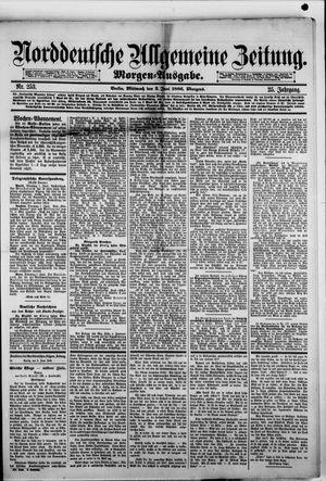 Norddeutsche allgemeine Zeitung vom 02.06.1886