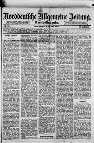 Norddeutsche allgemeine Zeitung vom 02.07.1886