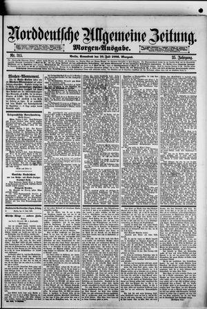 Norddeutsche allgemeine Zeitung vom 10.07.1886