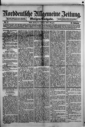 Norddeutsche allgemeine Zeitung vom 04.02.1887