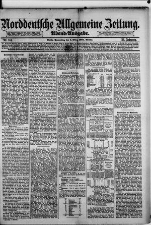 Norddeutsche allgemeine Zeitung vom 03.03.1887