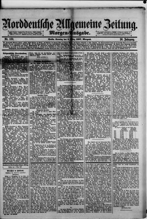 Norddeutsche allgemeine Zeitung vom 06.03.1887